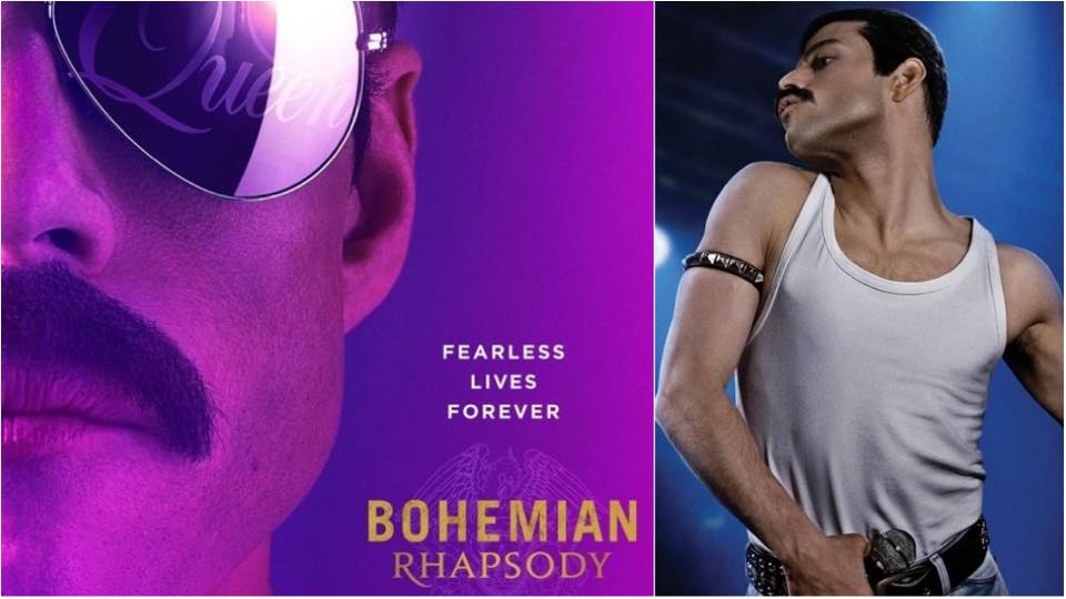 The Show Must Go On - Bohemian Rhapsody Movie Fundraiser